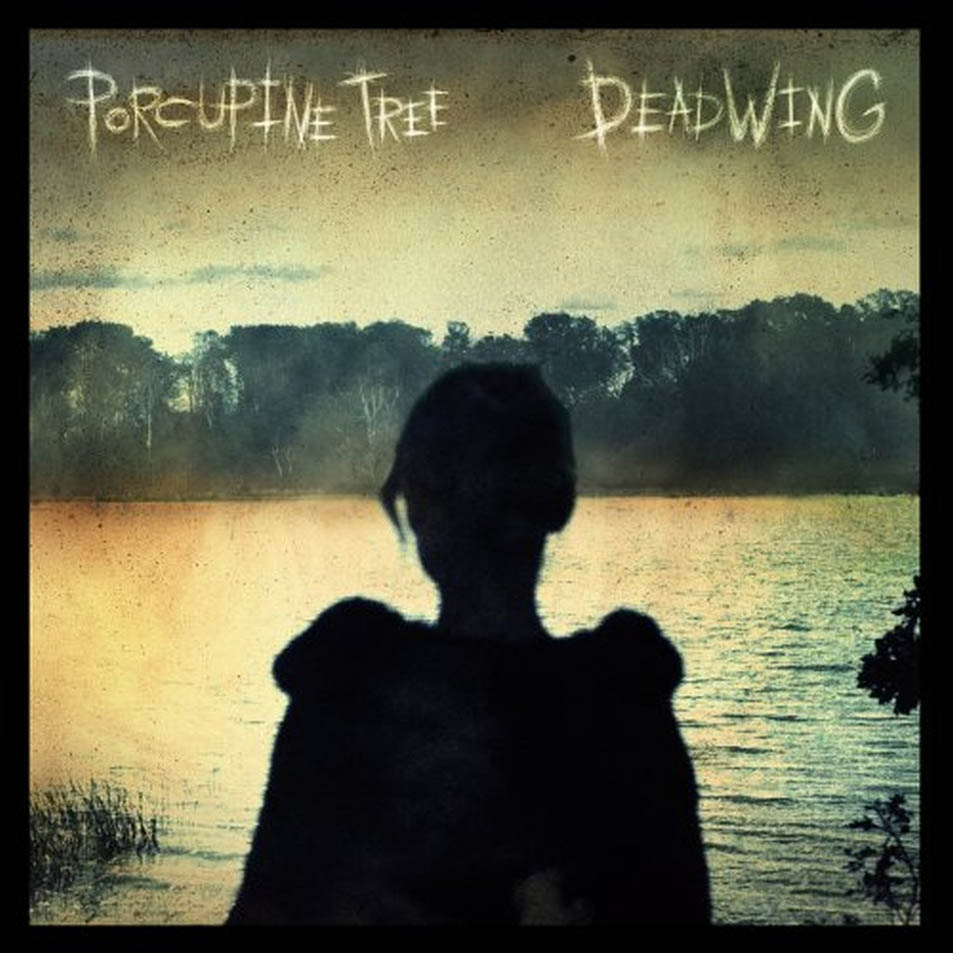 PORCUPINE TREE - Deadwing cover