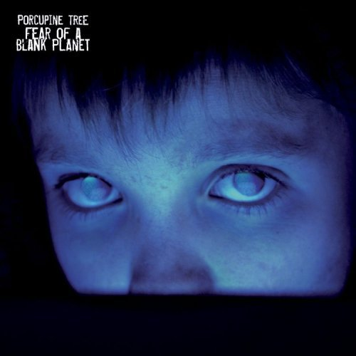 PORCUPINE TREE - Fear Of A Blank Planet cover