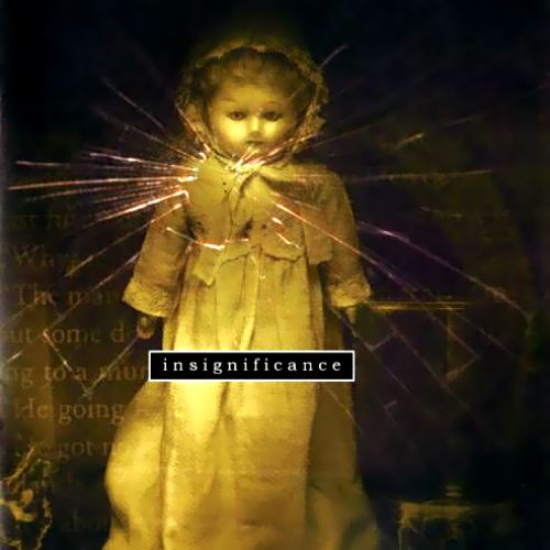 PORCUPINE TREE - Insignificance cover