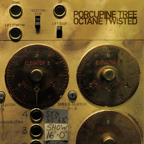 PORCUPINE TREE - Octane Twisted cover