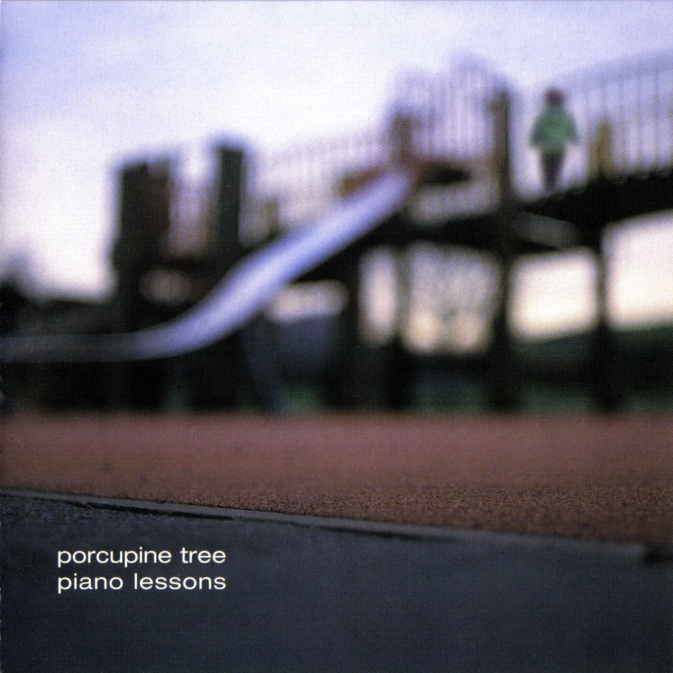 PORCUPINE TREE - Piano Lessons cover