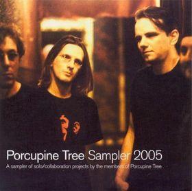 PORCUPINE TREE - Porcupine Tree Sampler 2005 cover