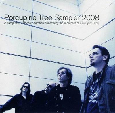 PORCUPINE TREE - Porcupine Tree Sampler 2008 cover