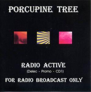 PORCUPINE TREE - Radio Active cover