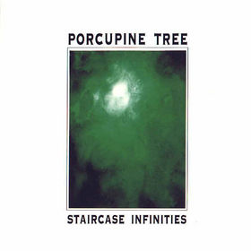 PORCUPINE TREE - Staircase Infinities cover