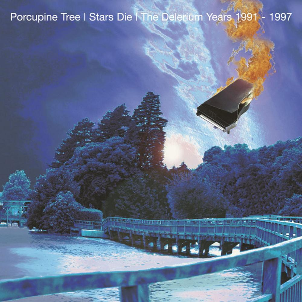PORCUPINE TREE - Stars Die: The Delerium Years 1991–1997 cover