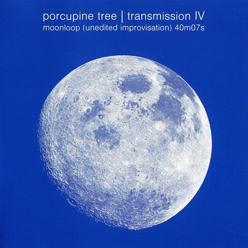 PORCUPINE TREE - Transmission IV cover