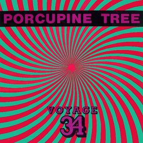 PORCUPINE TREE - Voyage 34: Remixes cover