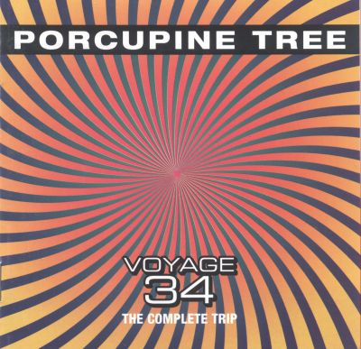 PORCUPINE TREE - Voyage 34: The Complete Trip cover