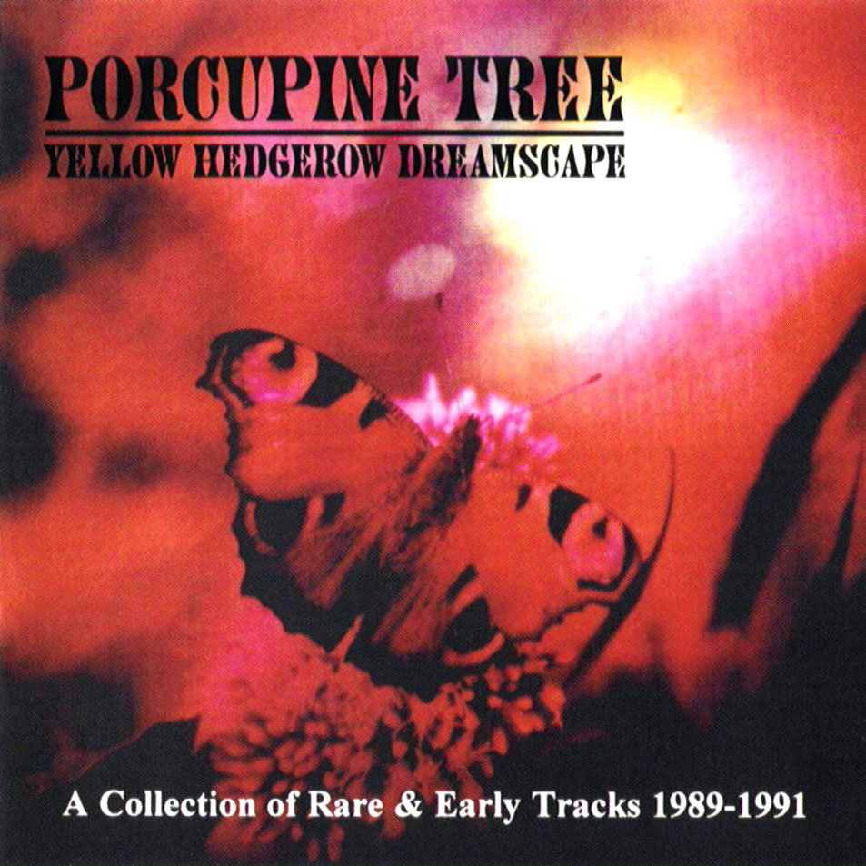 PORCUPINE TREE - Yellow Hedgerow Dreamscape cover