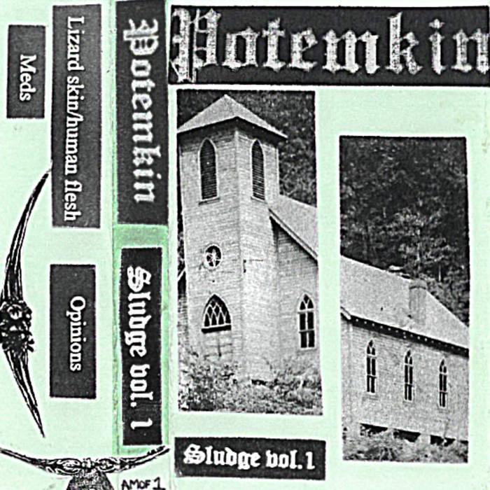 POTEMKIN - Sludge Vol. 1 cover