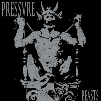 PRESSVRE - Beasts cover