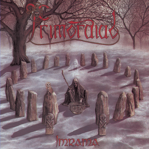 PRIMORDIAL - Imrama cover