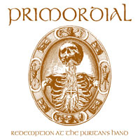 PRIMORDIAL - Redemption at the Puritan's Hand cover