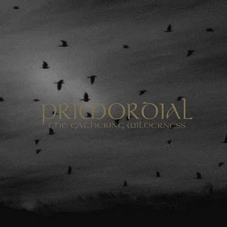 PRIMORDIAL - The Gathering Wilderness cover