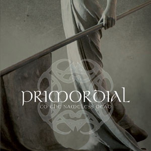 PRIMORDIAL - To the Nameless Dead cover