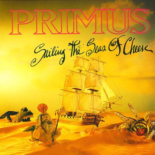 PRIMUS - Sailing the Seas of Cheese cover