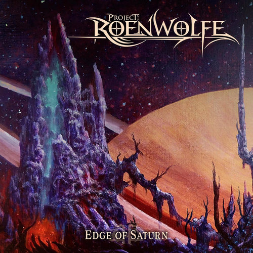 PROJECT: ROENWOLFE - Edge of Saturn cover