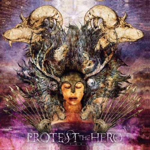 PROTEST THE HERO - Fortress cover