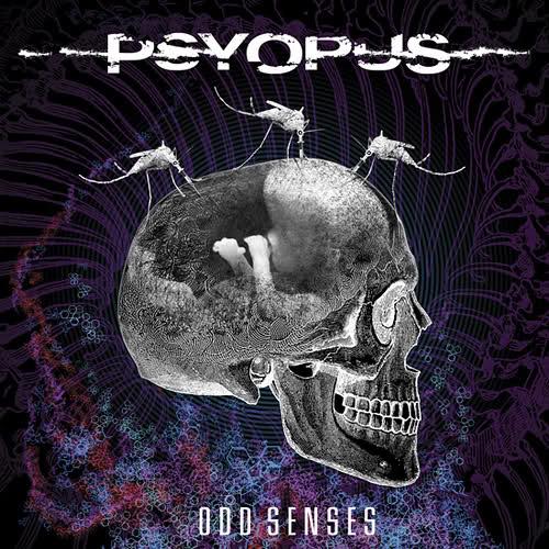 PSYOPUS - Odd Senses cover