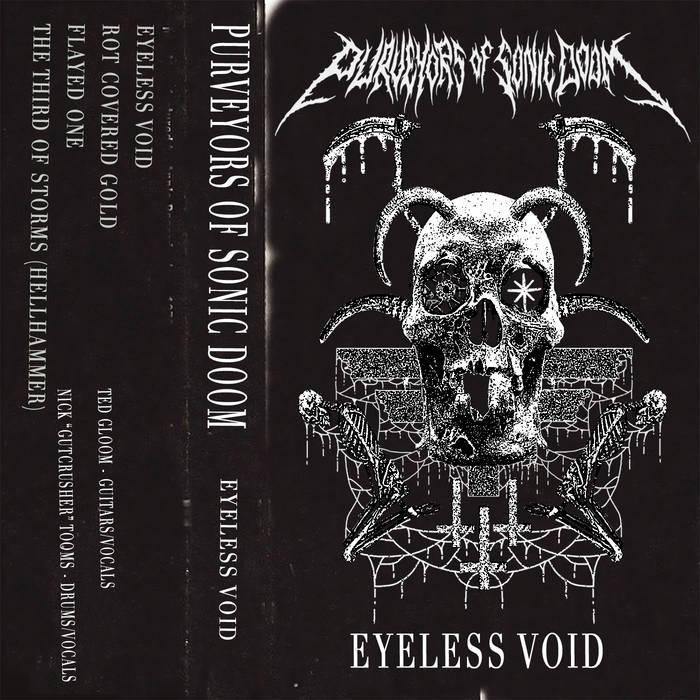 PURVEYORS OF SONIC DOOM - Eyeless Void cover
