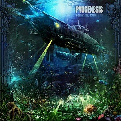 PYOGENESIS - A Silent Soul Screams Loud cover