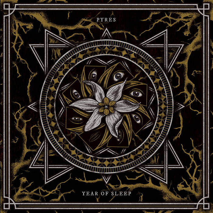 PYRES - Year Of Sleep cover
