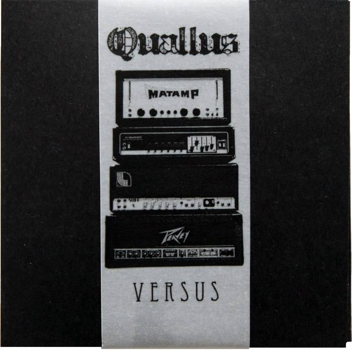 QUALLUS - Versus cover