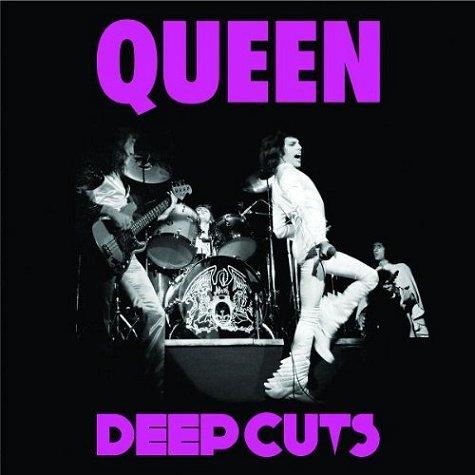 QUEEN - Deep Cuts: Volume 1 (1973-1976) cover