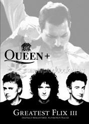 QUEEN - Greatest Flix III cover
