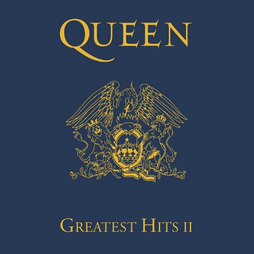 QUEEN - Greatest Hits II cover