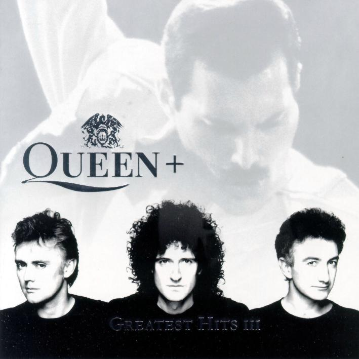 QUEEN - Greatest Hits III cover
