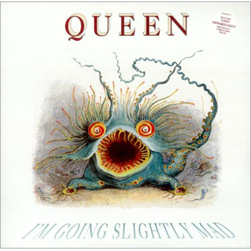 QUEEN - I'm Going Slightly Mad cover