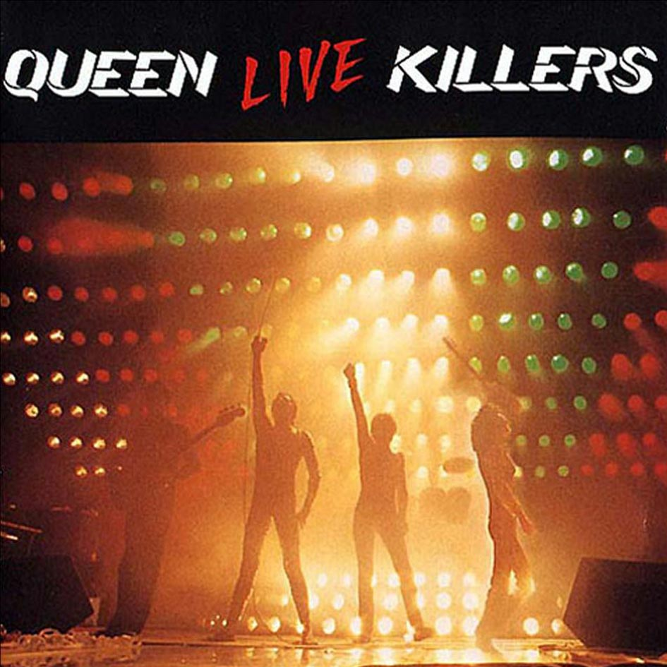 QUEEN - Live Killers cover
