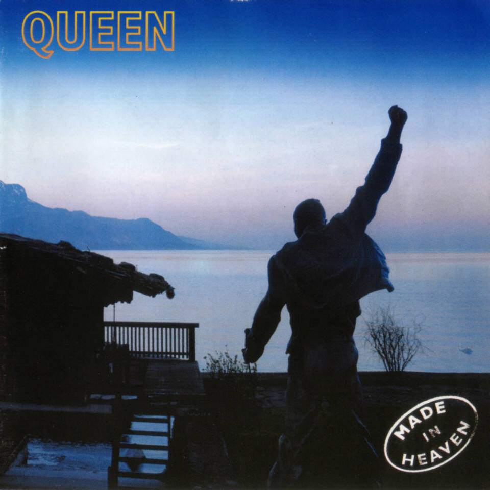 QUEEN - Made In Heaven cover