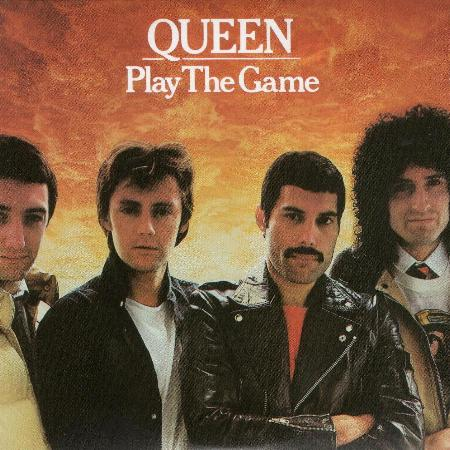 QUEEN - Play The Game cover