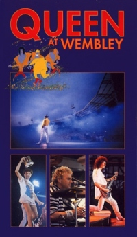 QUEEN - Queen At Wembley cover