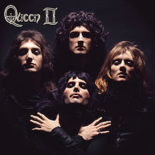 QUEEN - Queen II cover