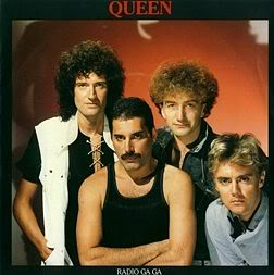 QUEEN - Radio Ga Ga cover