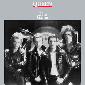 QUEEN - The Game cover