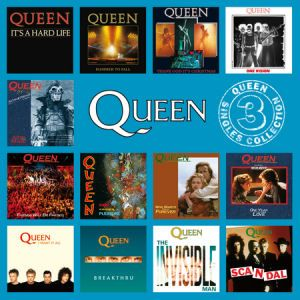 QUEEN - The Singles Collection: Volume 3 cover