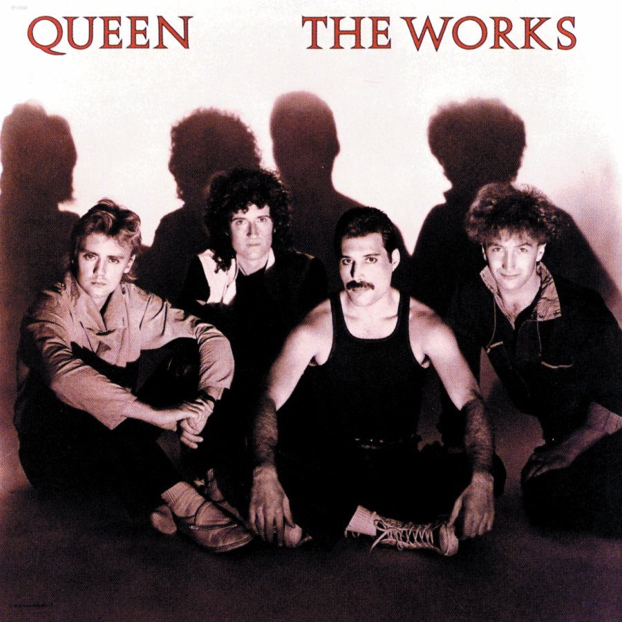 QUEEN - The Works cover