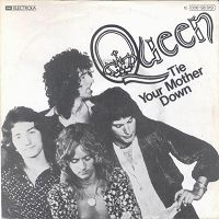 QUEEN - Tie Your Mother Down cover