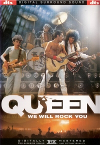 QUEEN - We Will Rock You cover