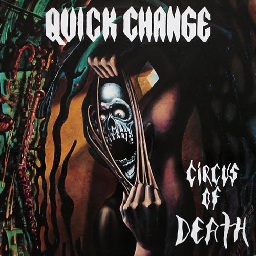 QUICK CHANGE - Circus of Death cover