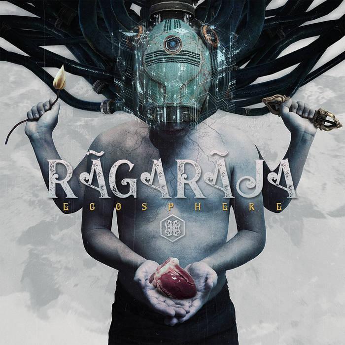 RÃGÃRÃJÃ - Egosphere cover