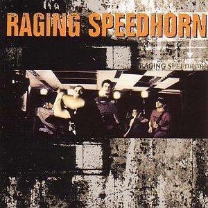 RAGING SPEEDHORN - Raging Speedhorn cover