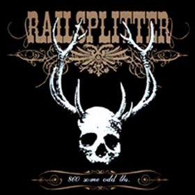 RAILSPLITTER - 860 Some Odd Lbs. cover