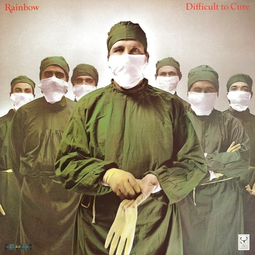 RAINBOW - Difficult to Cure cover