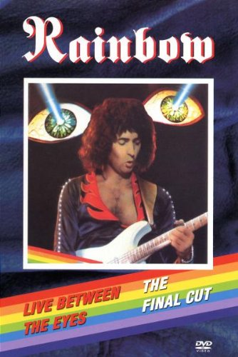 RAINBOW - Live Between the Eyes / The Final Cut cover